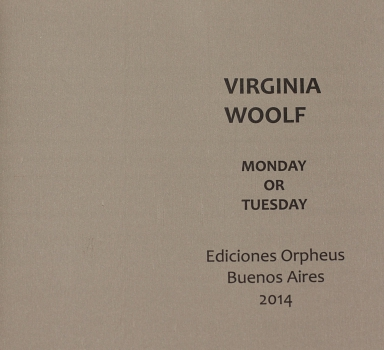 Virginia Woolf – 1