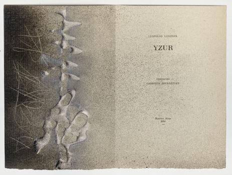 Yzur. Leopoldo Lugones – 1